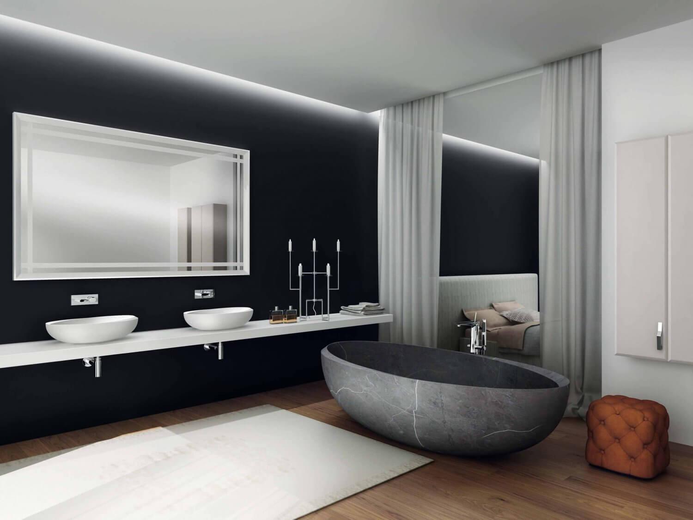 Badplanung und Badgestaltung exklusiver Bäder in Bielefeld