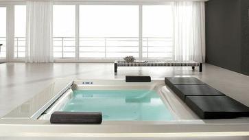 Creativbad Luxus - Wellnessbad und Entspannungsbad für Ihr Traumbad